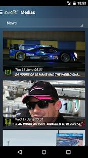 World Endurance Championship®- screenshot thumbnail