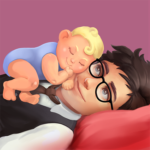 Family Hotel: Renovation & love story match-3 game Icon