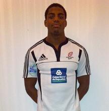 Photo: Jogador do Groundlink Caldas Rugby na seleção