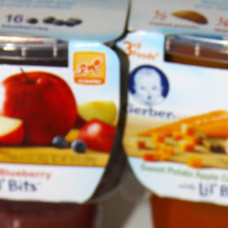 Homemade Teething Biscuits made with Gerber 3rd Foods® Lil' Bits® Baby Food
