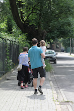 Photo: dzielna rodzinka rusza w dalszą trasę