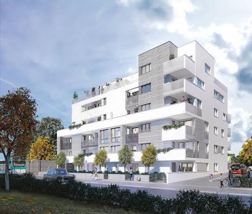 Vente appartement 4 pièces 87,25 m2
