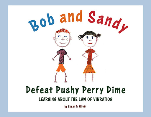 Bob and Sandy Defeat Pushy Perry Dime cover