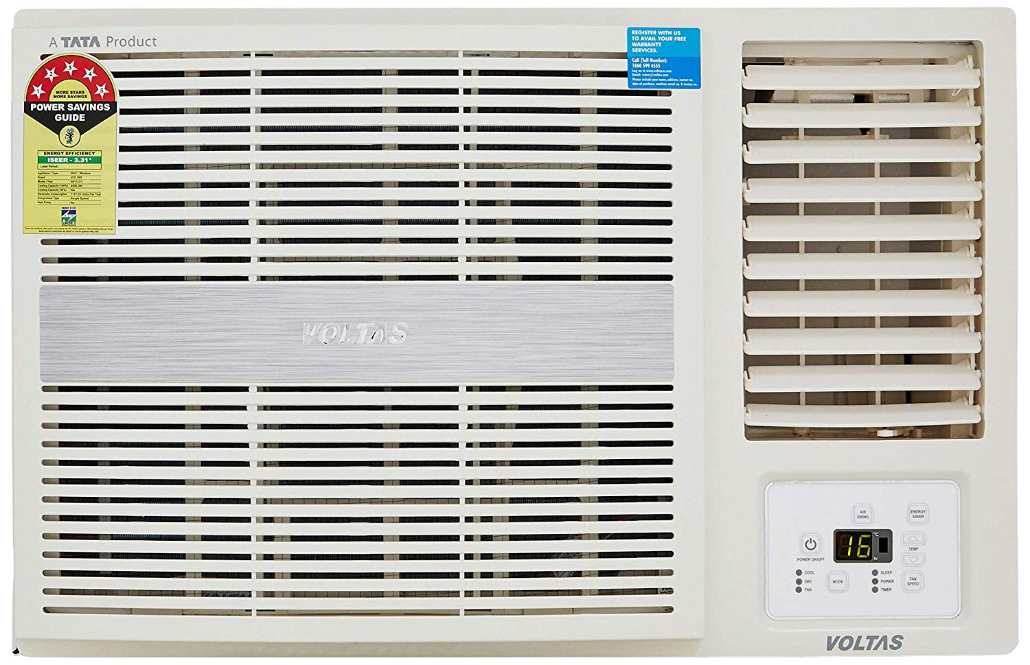 Voltas 1.5 Ton Windows AC