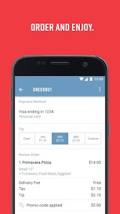 Slice: Order Local Pizza, Delivery & Pickup Deals- screenshot thumbnail