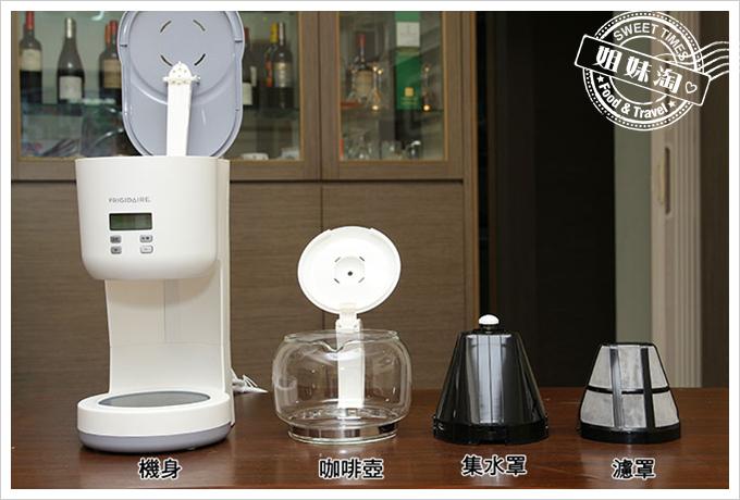 Frigidaire雙溫酒櫃智慧咖啡機8