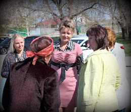 Photo: Беседа с Главой Новодевичья