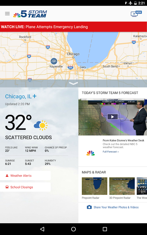 NBC 5 Chicago- screenshot