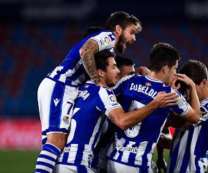 Sans Adnan Januzaj, la Real Sociedad s'impose dans le derby et se relance
