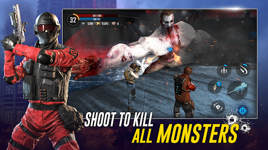 Dark Prison: Survival Action Game against Virus 1