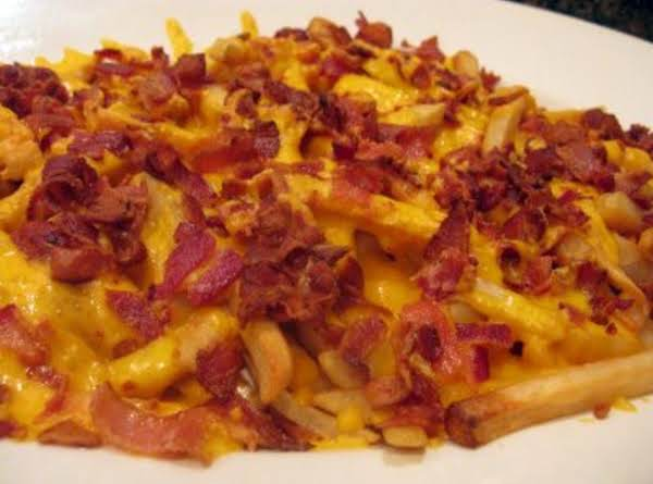Cheesy,bacon Fries Recipe