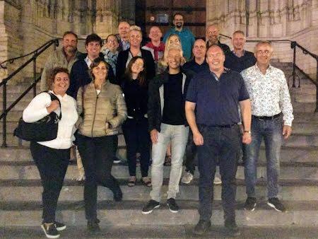 BNP Paribas Fortis - Culinair stadsspel in Leuven