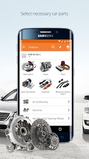 AutoDoc: auto parts in 1-Click- screenshot thumbnail