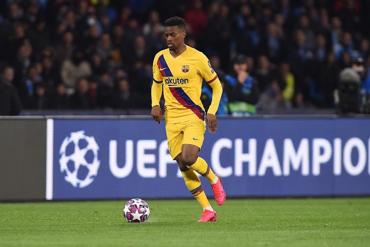 Un joueur du Barça fait ses adieux