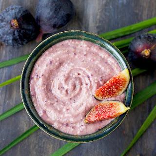 Fresh Fig Puree Recipes
