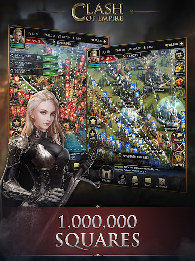 Clash of Empire: Epic Strategy War Game android2mod screenshots 12