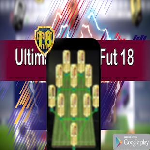Draft Simulator For FIFA 18 FUT - náhled