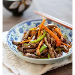 Szechuan Pepper Beef Recipes