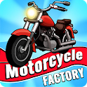 Idle Motorcycle Factory icon