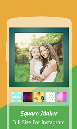 SquareMaker: blur  InstaSquare 2.6 screenshot 326547