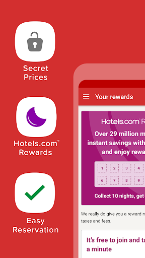 Hotels.com: Book Hotel Rooms & Find Vacation Deals 39.2.1.1.release-39_2 gameplay | AndroidFC 1