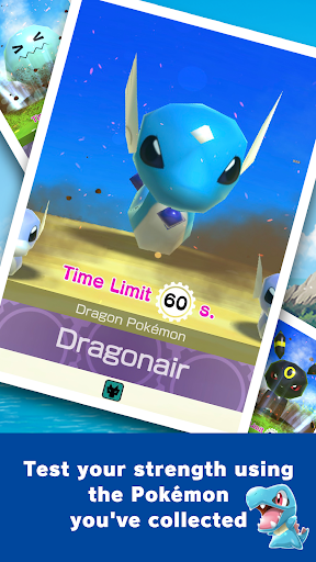 Pokémon Rumble Rush screenshot 3