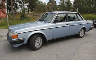 Volvo 264gle Rent Halland
