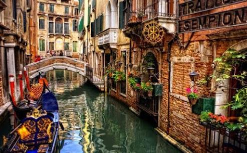 Venice City Tile Puzzle 4