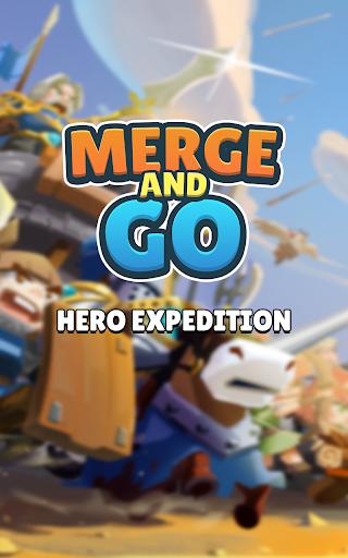 Merge and Go - Idle Game  screenshots 7