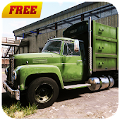 Army Transport Truck Cargo & Goods Delivery Sim 3D