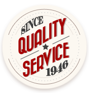 Quality Service since 1946