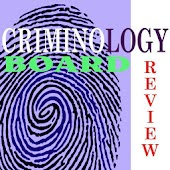 Criminology Board Exam Review