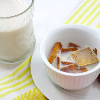 Homemade Low Carb Cinnamon Toast Crunch.