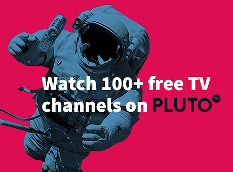 Pluto TV: TV for the Internet