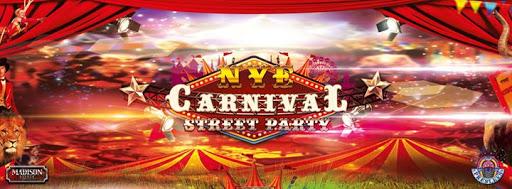 NYE Carnival Street Party : Madison Avenue Pretoria