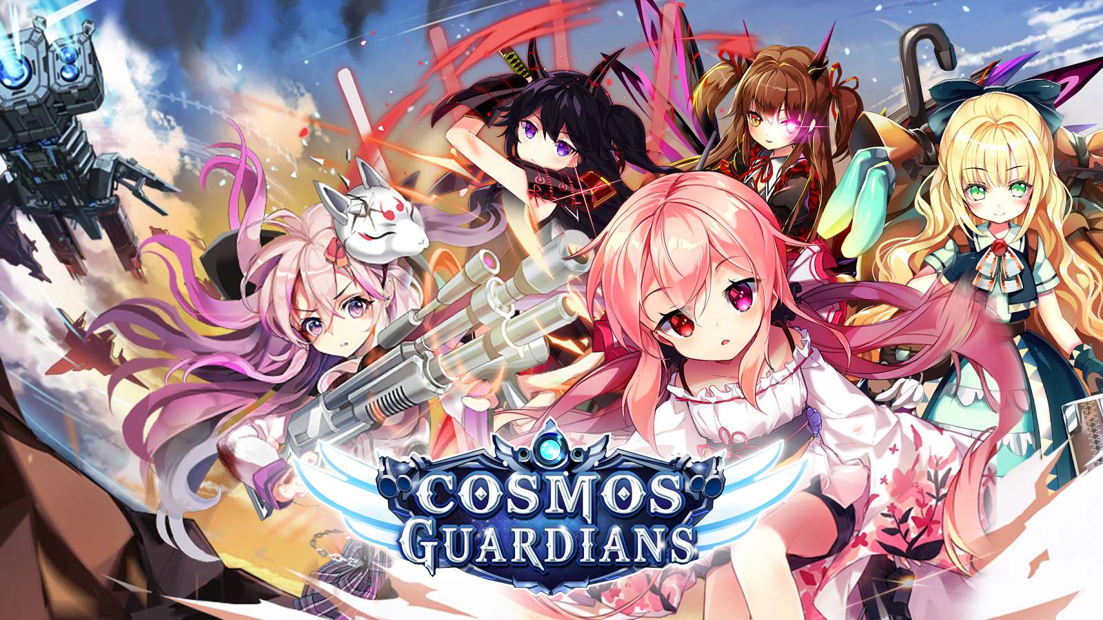 Cosmos Guardians- screenshot