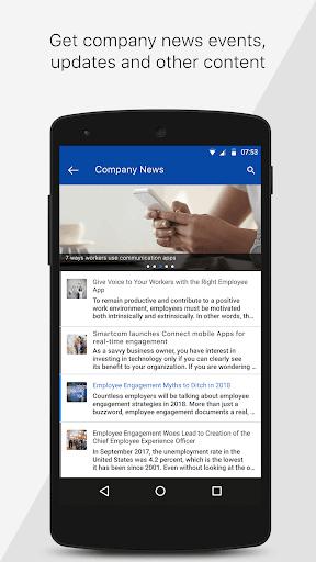 hubEngage - Employee App screenshot 3