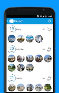 Tripomatic Trip Planner - screenshot thumbnail