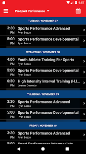 ProSport Performance - náhled
