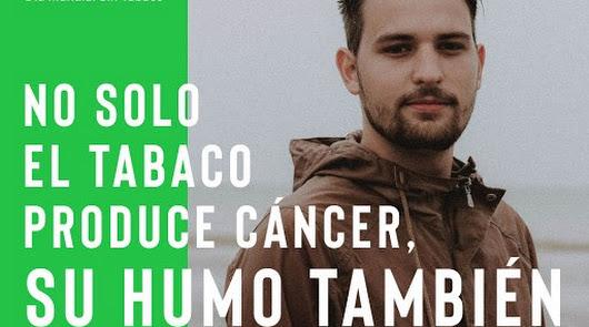 """""""Queremos una generación libre del humo del tabaco"""""""