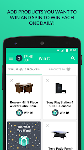 Win It! - Spin Daily to Win screenshot 2