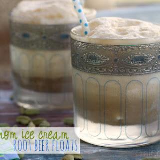 Cardamom Ice Cream