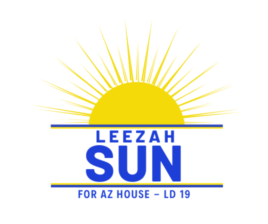 Vote for Leezah Sun AZ District 19