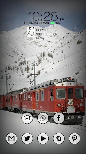 Red Train Theme