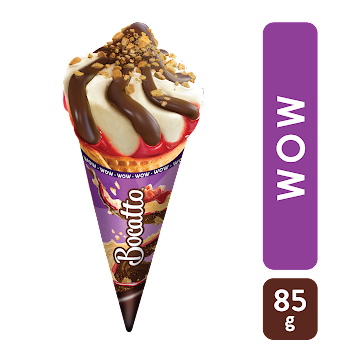 Cono Bocatto Wow X 85g