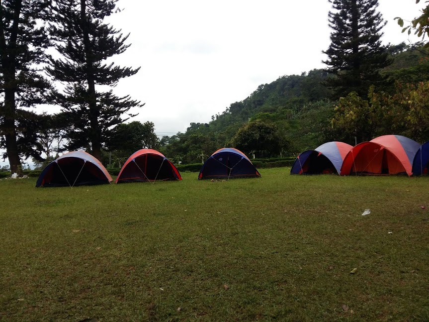 Agroedukasi Wisata  Bukit Hambalang Hills Tempat Kemah Keluarga  Area Bogor
