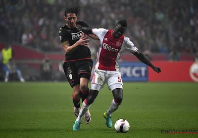 Davinson Sanchez signe à Tottenham