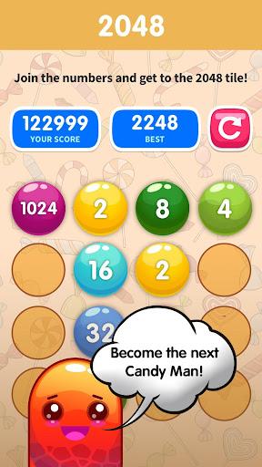 2048: Candy Blast screenshots 3