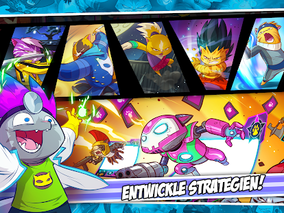 Tap Cats: Battle Arena (CCG) Screenshot