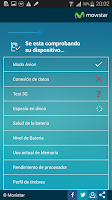 Screenshot of Soporte Movistar